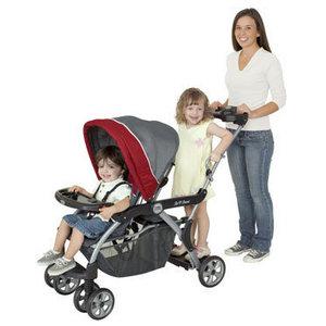 Podwójne wózki dla dzieci