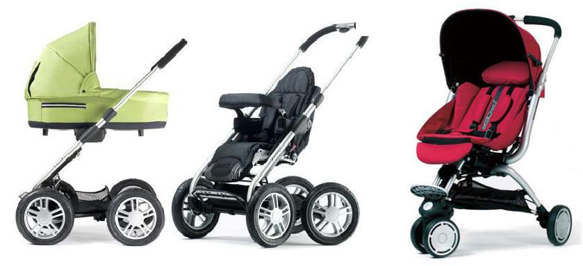 Wózki Mutsy